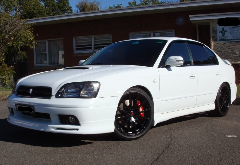 2001 Subaru Legacy B4 Rsk Related Infomation Specifications Weili