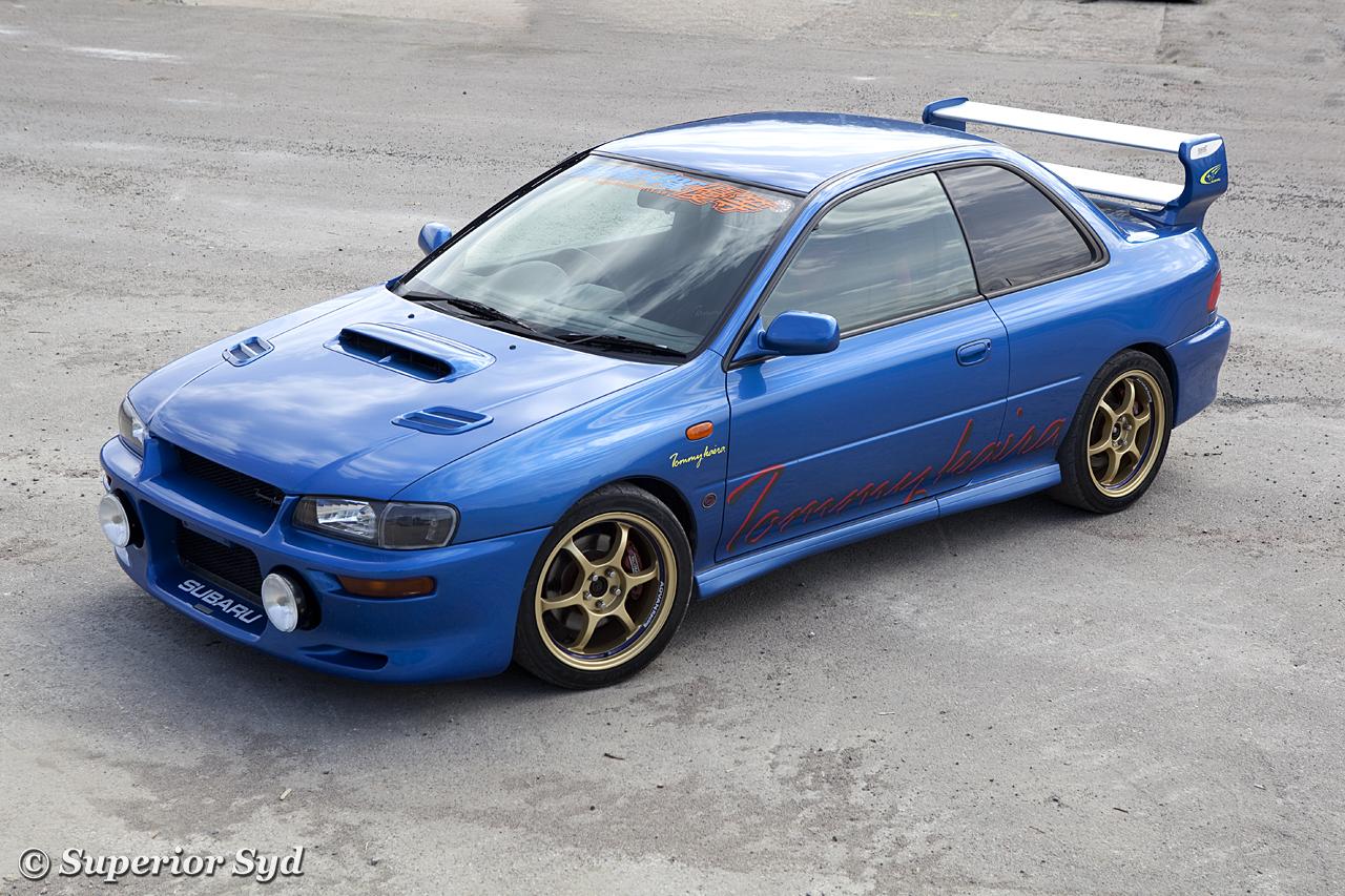 Subaru Impreza M20b Sti Tommy Kaira S 197 Ld 98 Superior