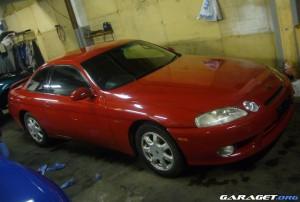 Toyota Soarer GT-T (1998)