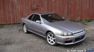 Nissan Skyline R34 GTT (1998)