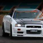 Superior &#8221;TIME ATTACK&#8221; Skyline BNR34 GT-R