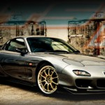 GZON &#8221;SCANDINAVIAS FINEST&#8221; RX-7 Spirit-R