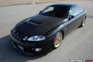 Toyota Soarer GT-T Black (1999)