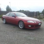 Toyota Soarer JZZ30 Twin-Turbo -93 (Prisvrt inbyte!)