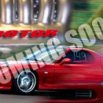 "GZON ""20B POWERED THREE ROTOR"" RX-7"