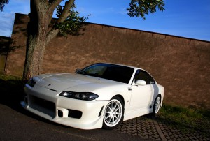 Nissan Silvia S15 Spec R (1999)